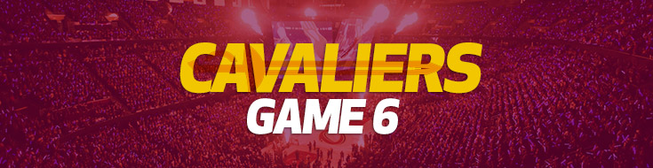 Cleveland Cavaliers force Game 6