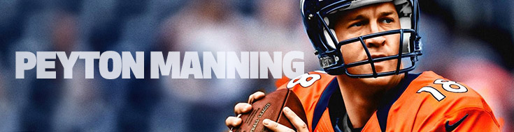 Peyton Manning - How do their Football Betting Odds Look?