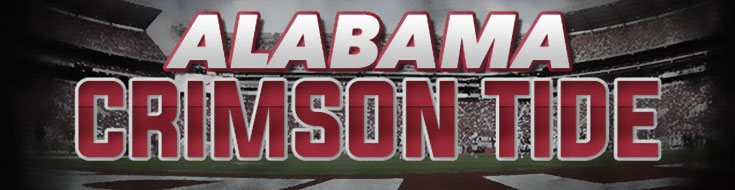 Alabama Crimson Tide Season Odds