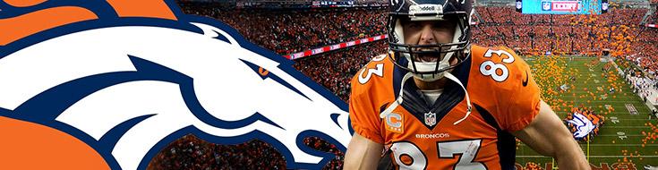 Denver Broncos 2016 Betting Odds