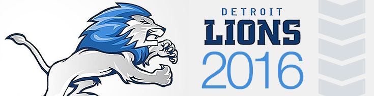 Detroit Lions 2016 Odds and Analysis