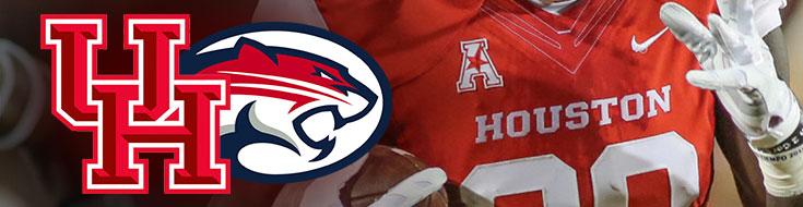 Houston Cougars - College Football 2016 Season Odds
