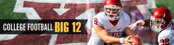NCAA Football Big 12, 2016 Season Betting Analysis