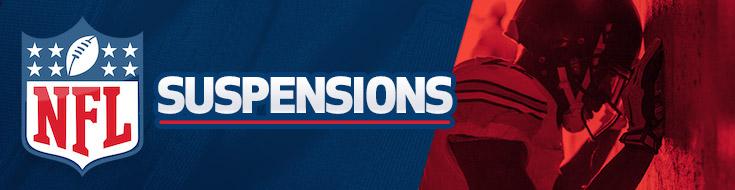 NFL Suspensions