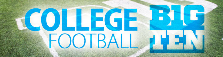 Big ten College Football Betting conference