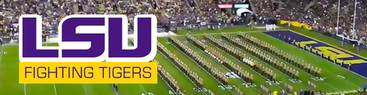 2016 LSU Fighting Tigers betting analysis
