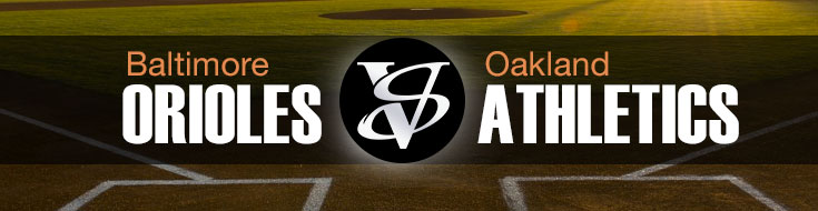 Orioles vs. Athletics MLB betting preview including odds, August, 10th