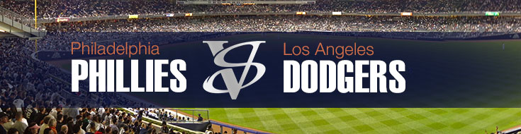 Phillies versus Dodgers Baseball Betting preview for August 9th