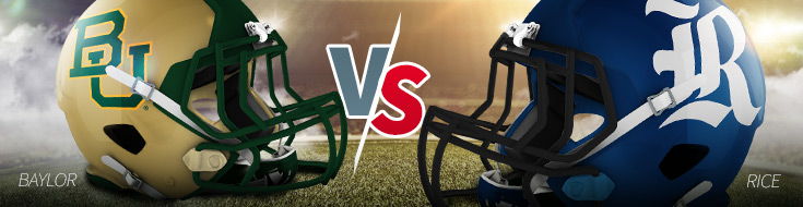 Baylor Bears vs. Rice Owls Game Odds Preview