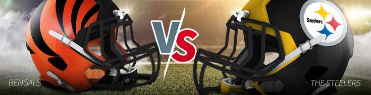 Cincinnati Bengals vs. Pittsburgh Steelers Betting Online odds