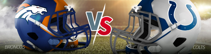Denver Broncos vs. Indianapolis Colts NFL Week 2 Odds