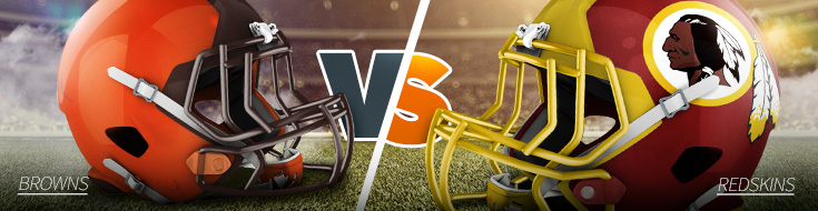Cleveland Browns vs. Washington Redskins Odds and News