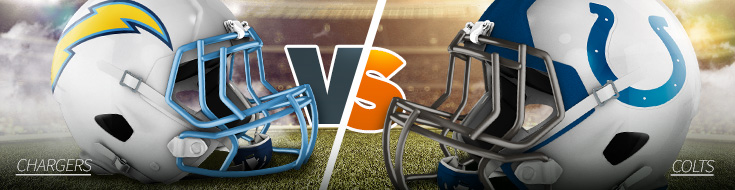 Indianapolis Colts vs. San Diego Chargers Week 3 Odds