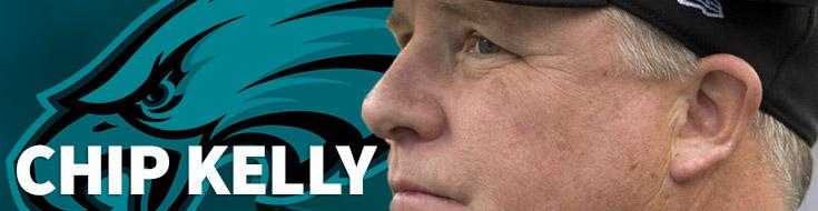 Chip Kelly left Philadelphia