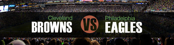 Cleveland Browns vs. Philadelphia Eagles NFL Week 1 Odds and Preview