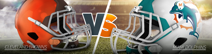 Cleveland Browns vs. Miami Dolphins Game Odds Preview