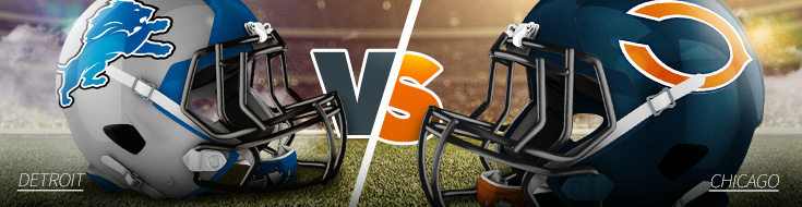 Detroit Lions vs. Chicago Bears Odds and Game Preview