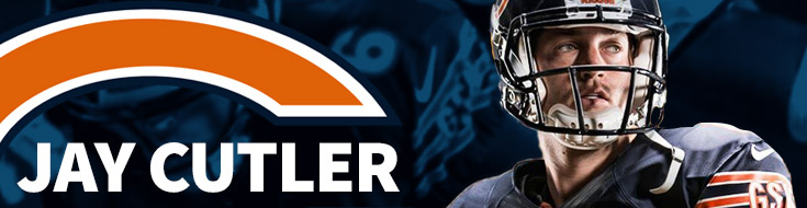 Quarterback Jay Cutler NFL week 3 - Bears vs. Cowboys