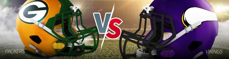 Green Bay Packers vs. Minnesota Vikings Week 2 Odds