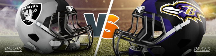 Oakland Raiders vs. Baltimore Ravens NFL Week 4 Odds and Game Preview
