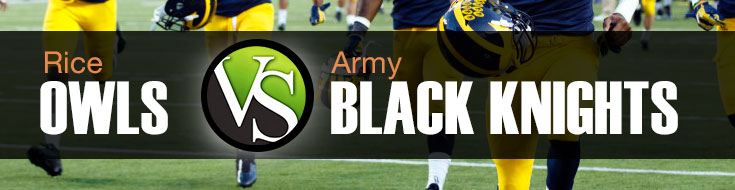 Rice Owls vs. Army Black Knights Odds