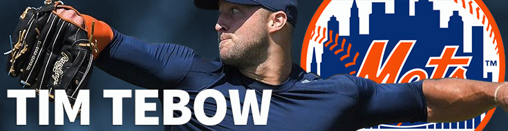 Tim Tebow to play with the Mets