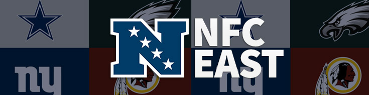 Odds to Win NFC East