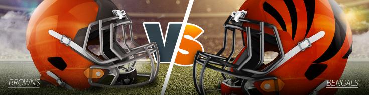 Cleveland Browns vs. Cincinnati Bengals Week 7 Odds Preview