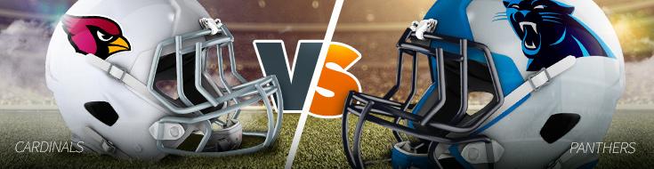 Carolina Panthers vs. Arizona Cardinals NFL Week 8 Odds