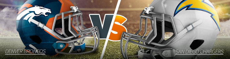 Denver Broncos vs. San Diego Chargers NFL Week 6 Betting Preview