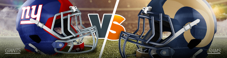 New York Giants vs. Los Angeles Rams NFL Week 7 Odds