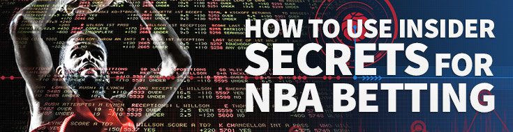 How to use Insider Secrets for NBA Betting