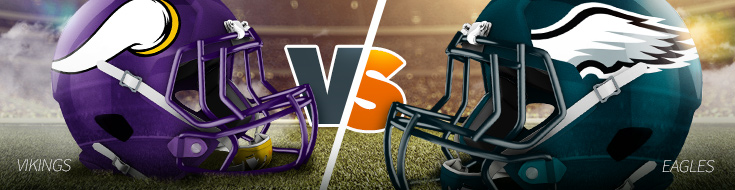 Odds and Betting Preview: Minnesota Vikings vs. Philadelphia Eagles
