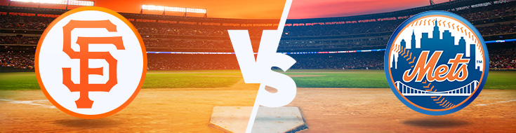 San Francisco Giants vs New York Mets MLB Wild Card Playoffs