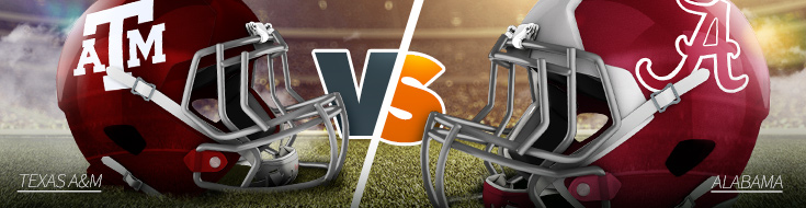 Texas A&M Aggies vs. Alabama Crimson Tide College Football Betting Preview