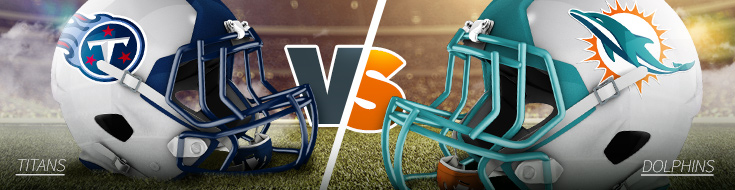 Tennessee Titans vs. Miami Dolphins NFL Week 5 Odds