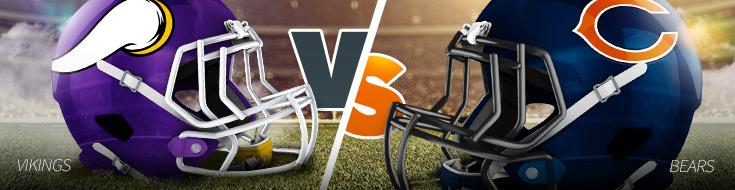 Minnesota Vikings vs. Chicago Bears NFL Week 8 Betting Preview