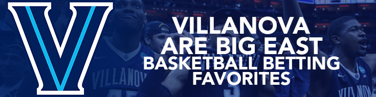 Villanova East Basketball Betting Favorite