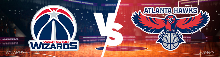 Washington Wizards and the Atlanta Hawks