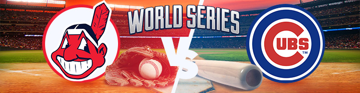 Chicago Cubs vs. Cleveland Indians - World Series 2016 Betting