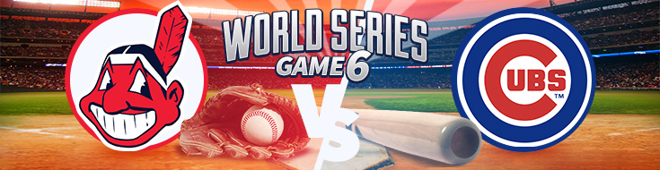 World Series Extends to Game 6 - Cleveland Indians vs. Chicago Cubs