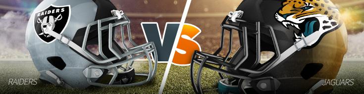 Oakland Raiders vs. Jacksonville Jaguars 23/10/2016