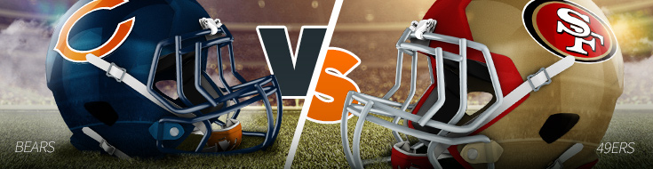 NFL Week 13 Betting Bears vs 49ers