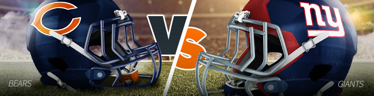 Chicago Bears vs. New York Giants
