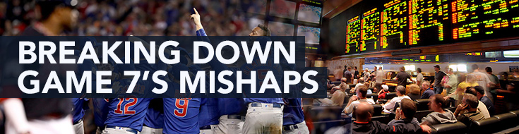 Breaking Down Game 7's Mishaps