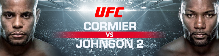 Cormier vs. Johnson 2