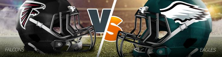 Falcons vs Eagles Week 10 NFL Betting