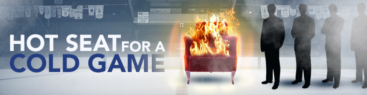 Hot Seat for A Cold Game