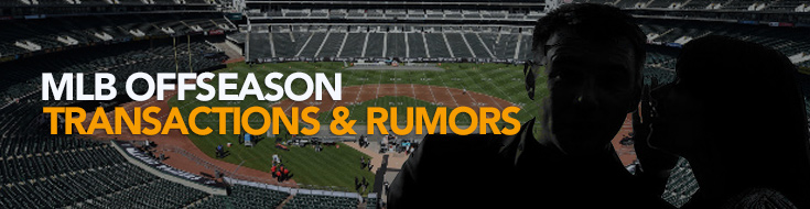 MLB Offseason Transactions & Rumors