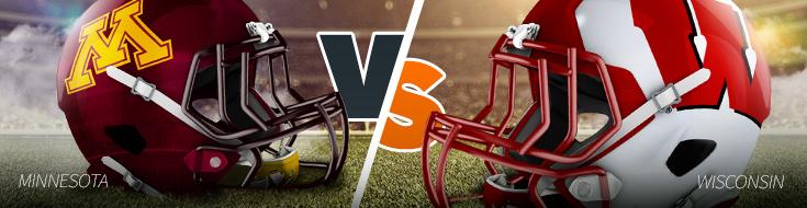 Minnesota vs Wisconsin College Football Betting